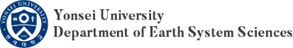 yonsei university department of earth system sciences